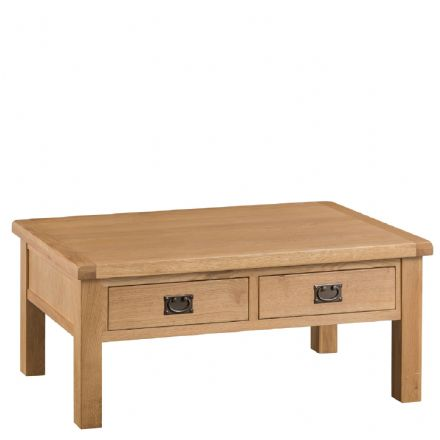 Oslo Oak Large Coffee Table